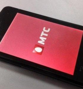 Телефон сенсорный марки МТС
