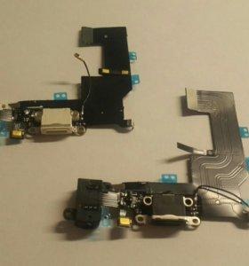 шлейф зарядки iPhone 5s