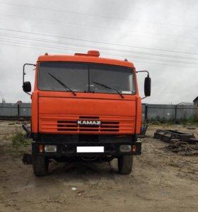 Автобетоносмеситель КАМАЗ 2006 года
