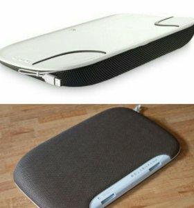 Подставка для ноутбука Logitech Speaker Lapdesk550