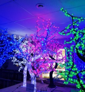 Дерево светодиодное.