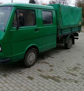 VW LT25 1986 2.4D