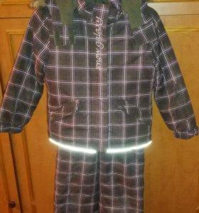 Зимний костюм Lemmi