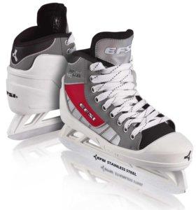 Коньки хоккейные вратарские efsi topgear 330