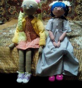 Вязания Куклы и Игрушки