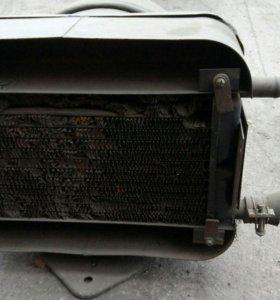 Печка с кавз