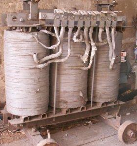 Трансформатор (сухой) для прогрева на 40 кВт