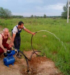 Бурения скважин на воду