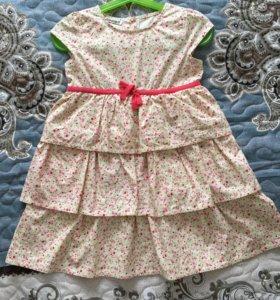 Платье Крокид Новое