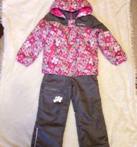 Куртка и брюки детскиезимние(горнолыжка)TokkaTribe