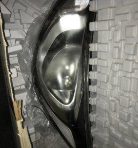 Фара Hyundai Solaris левая