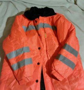 Куртка зимняя новая (союзспецодежда)