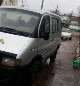 Микроавтобус Соболь ГАЗ 2217