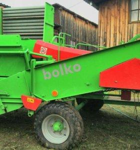 Картофелеуборочный комбайн Bolko