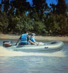 """Продам надувную лодку """"NORDIK 420GT""""."""