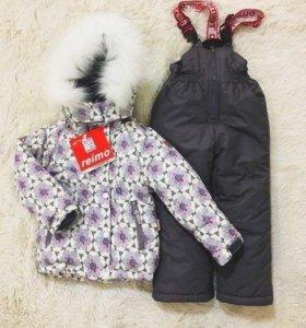 Новый комплект (куртка+полукомбинезон)