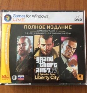 GTA IV & Liberty City