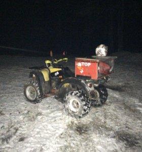 Квадроцикл ATV 300