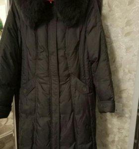 пальто осень зима 48-50
