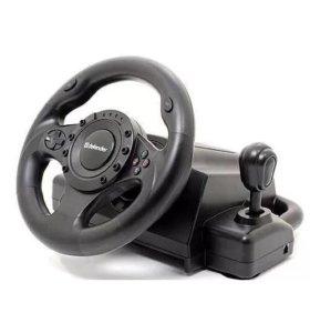 Игроволь руль с педалями