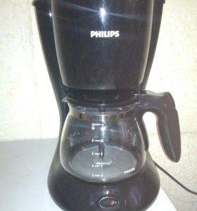 Кофеварка+ пакеты фильтры