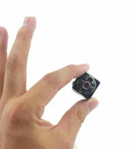 Микро Камера SQ8 (Full HD) с датчиком движения