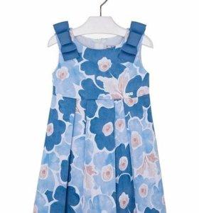 Платье Mayoral 104см