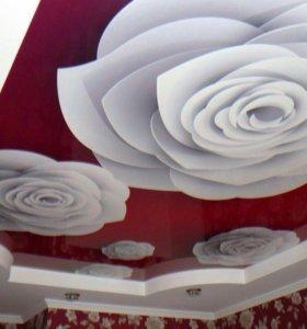 Натяжные потолки качественные