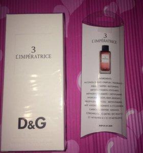 D&G 3L'imperatrice