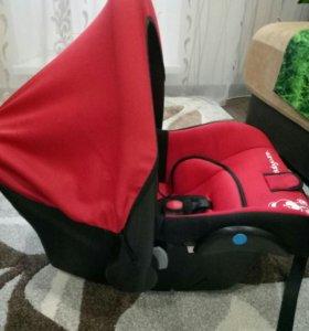 Автомобильное кресло Мишка 0+