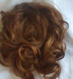Пошив изделий из натуральных волос