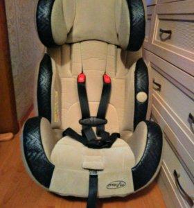 Детское автомобильное кресло Evenflo Symphony 65