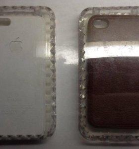 Чехол на iPhone 5 ,4