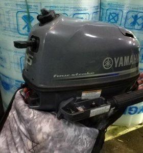 Мотор Ямаха 5 сил 4 такта