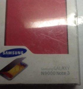 Чехол Samsung N 9000 Note3
