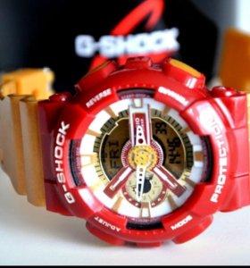 Часы Casio G-shock. Новые.