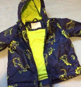 Куртка демисезонная Baby Go, 80маркировка