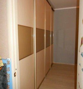 Изготовление шкафов купе, прихожих, перегородок