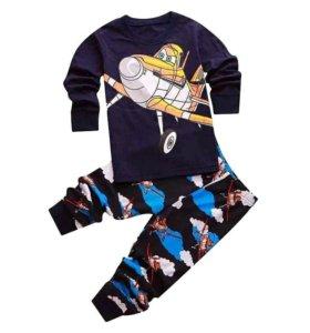 Новая пижама для мальчика рост 110