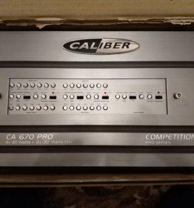 Усилитель Caliber CA 670 PRO