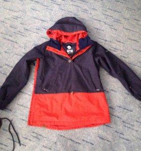 ROXY сноуборд куртка-анорак