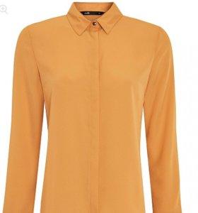 Новая Блузка рубашка не мнущаяся