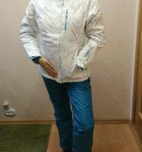 Лыжный горнолыжный костюм Куртка женская