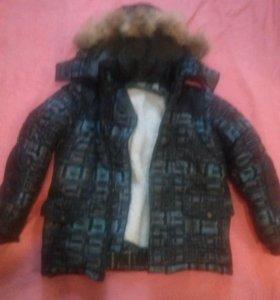 Куртка зимняя 38 р-р
