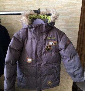Пуховик outventure 116 рост