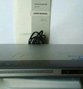DVD плеер ВВК DV315S