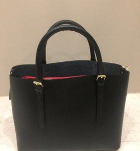 Кожаная сумка Новая Италия 🇮🇹
