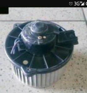Вентилятор печки отопителя toyota