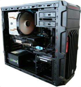 Intel core i3+4gb+500gb+GTX-460-1GB
