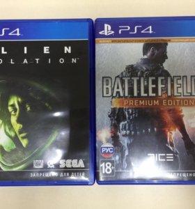 Продам игры на PS4